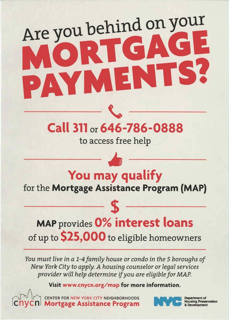 CNYCN Mortgage Assistance